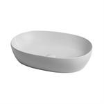 Circle 60 over counter washbasin