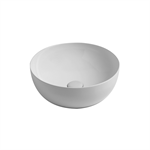 Circle 40 H10 over counter washbasin