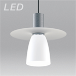 ASPECT GLASS LED WITH SHADE - AL2277