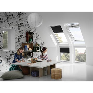fen tre verticale pour verri res d angle coupler avec ggl ggu gpl gpu finition blanche. Black Bedroom Furniture Sets. Home Design Ideas