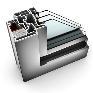 internorm kf 410 modell 3 kunststoff kunststoff aluminium fenster internorm kostenfreie. Black Bedroom Furniture Sets. Home Design Ideas
