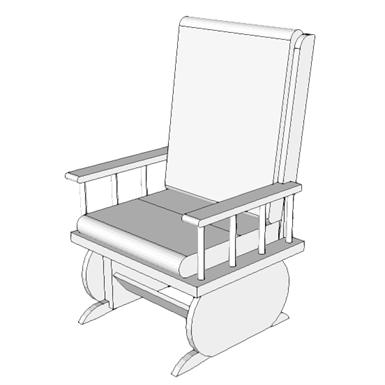 Incredible F0270 Chair Rocking High Back Seps2Bim Kostenfreie Andrewgaddart Wooden Chair Designs For Living Room Andrewgaddartcom