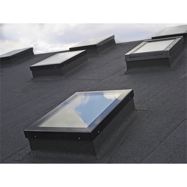 Vitral Skyvision Fixed Flat Roof Skylights Vitral