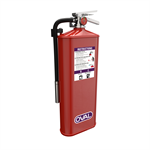 Oval Brand Fire Extinguisher Model 10HPKP