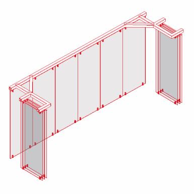 horizontale schiebewand hsw gp dormakaba kostenfreie bim objekte f r archicad revit bimobject. Black Bedroom Furniture Sets. Home Design Ideas