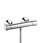 Hansgrohe Ecostat Universal thermostatic shower mixer for exposed installation