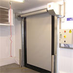 Albany HS9010PFR high speed freezer door