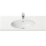 BERNA 560 Under countertop basin