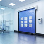 Albany HS9020GAT high speed clean room door