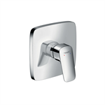 Logis Single lever shower mixer for concealed installation 71605000