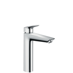 71090000 Logis Single lever basin mixer 190 with pop-up waste set