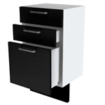 Bath 35-60 Base Cabinet with Drawers