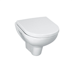 LAUFEN PRO Wall-hung WC, compact, wash down