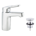 Siljan Basin Mixer with Push-down waste