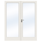 Interior Door Charisma D300 GW1 Double Unequal
