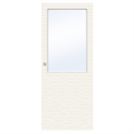 Interior Door Charisma D100 GW13 Single Sliding Wall Mounted