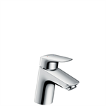 71071003 Logis Single lever basin mixer 70 without waste set