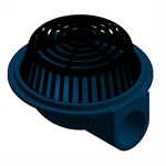 "Z100-90 15"" Diameter Top Lateral Roof Drain"