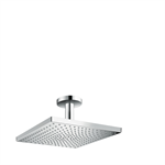 26251000 Raindance E 300 Air 1jet overhead shower with ceiling connector 100 mm
