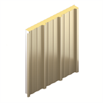 Insulated Panel  KS1000 RW (Wall)