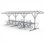 Extendable Dual Side  Shelter