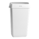 Katrin Bin With Lid 25L - White