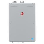 Rheem Prestige™ High Efficiency Condensing Tankless Gas Water Heater