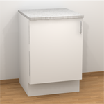 Base cabinet for sink 2026060 Arkitekt Plus