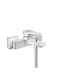 32540000 Metropol single lever bath mixer with lever handle
