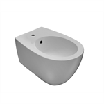 Bowl+ wall-hung bidet SBS09