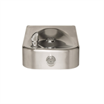 Model 1107L, Wall Mounted Stainless Steel Drinking Fountain