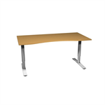 OBERON work table OB168A 1600mm
