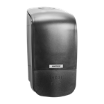 Inclusive Katrin Soap 500ml Dispenser - Black