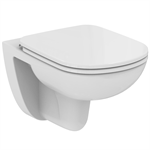 GEMMA 2 WALL-HUNG BOWL WHITE RG
