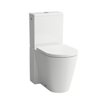 KARTELL BY LAUFEN Floorstanding WC for cistern