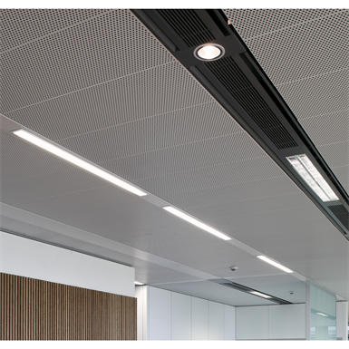 Lindner Post Cap Ceilings