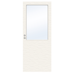 Interior Door Charisma D100 GW13 Single Sliding In Wall 122/148mm