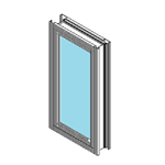ARMORTEX® Fixed Aluminum Clamp-On Framing System