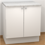 Base cabinet for sink 2026080 Arkitekt Plus