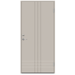 ARCHIVED Exterior Door Function Baffin LE (low energy)