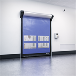 Albany HS9030GAT high speed clean room door