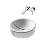 Bonamico 45cm Vessel Washbasin Covers
