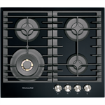 60cm Gas on glass hob