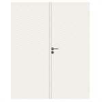 Interior Door Charisma D200 Double Unequal