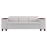 Wieland Rally Compose Sofa, Available in Mid-Back Height