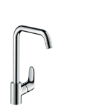 Focus single lever kitchen mixer 260 31820000