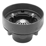 "Z127 8-1/2"" Diameter Top Deck Receptor Drain"
