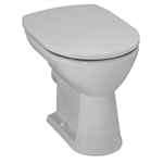 LAUFEN PRO Floorstanding WC, washout, horizontal outlet