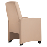 Wieland Capital Glider, Upholstered Arm