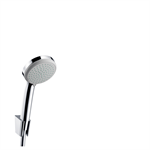 Croma 100 Vario hand shower/ Porter'S shower holder set 1.25 m 27592000